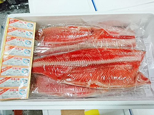定塩紅鮭フィーレ 8kg 約8枚 さけ サケ 鮭 べにさけ ベニサケ べにざけ ベニザケ 紅鮭 フィレー 汐紅鮭 塩紅鮭【水産フーズ】