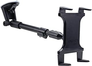 Arkon Large Tablet Long Arm Windshield Suction Mount for Apple iPad Air iPad Pro Retail Black