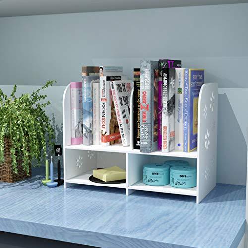 CKH Creative Desktop Boekenplank Gepersonaliseerde Mode Opslagrekken Bureau Kleine Boekenplank Eenvoudige Moderne Boekenplank
