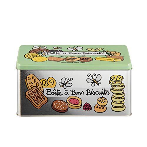 DLP, Boite à Biscuits pour ma santé