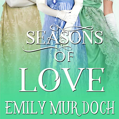 Seasons of Love audiobook cover art