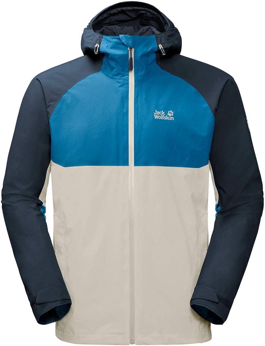 Jack Wolfskin Men's Mount Isa 3in1 Jacket