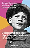 L'internationale des républiques d'enfants