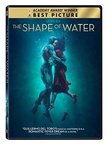 SHAPE OF WATER - SHAPE OF WATER (1 DVD)