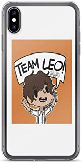 iPhone 6 Plus/iPhone 6s Plus Case Clear Anti-Scratch Team Leo, Percy Jackson Cover Phone Cases for iPhone 6 Plus, iPhone 6s Plus