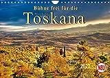 Bühne frei für die Toskana (Wandkalender 2022 DIN A4 quer)
