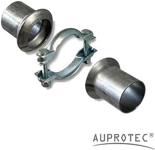 /Ø 38 mm fino a 65 mm universale Auprotec su un lato Tubo di scarico curvo 30/°