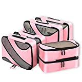 Best Packing Cubes: Bagail 6 Set Packing Cubes