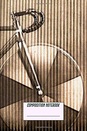 Composition Notebook: Crimped Bike...