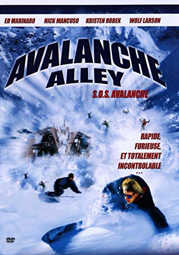 Photo of Avalanche Alley – DVD
