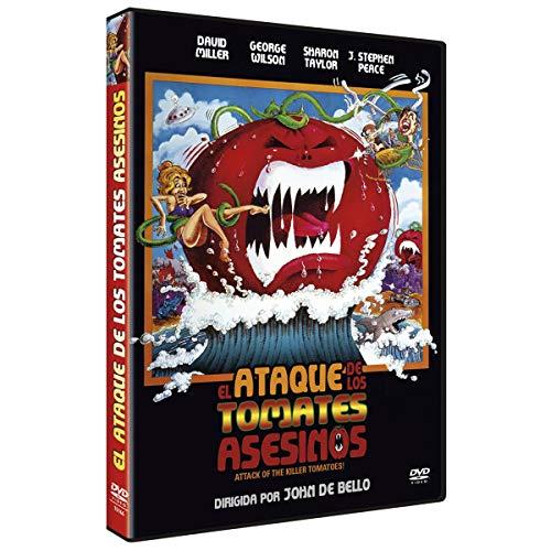 El ataque de los Tomates Asesinos [DVD]