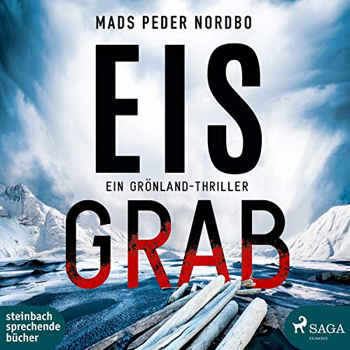 Eisgrab. Ein Grönland-Thriller Titelbild