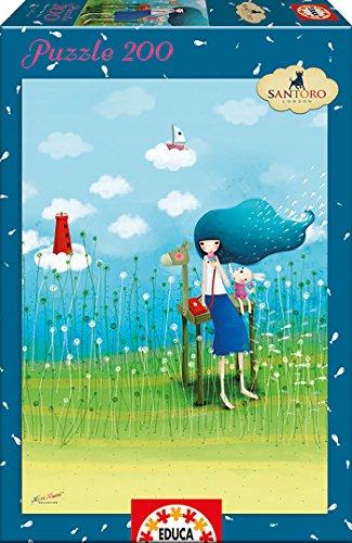 KORI KUMI - Puzzle Beyond The Sea, 200 Piezas (Educa Borrás 16726)