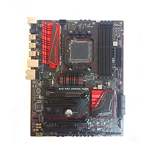 Placa Base Fit For ASUS 970 Pro Gaming/Aura Original De Escritorio para AMD 970 M. 2 SATA3 Socket Socket AM3 AM3 + DDR3 SATA3 USB3.0