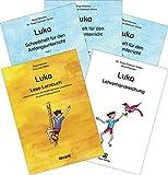 Luka. Gesamtausgabe für den Anfangsunterricht: Lese-Lernbuch, Lehrerhandreichung und Schreibhefte für den Anfangsunterricht 1 bis 3