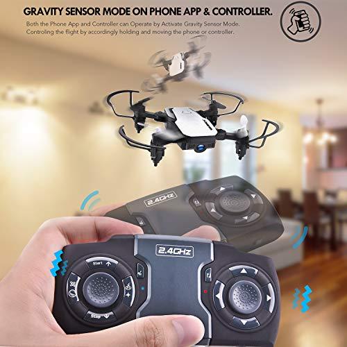 SIMREX X300C Mini Folding RC Camera Drone