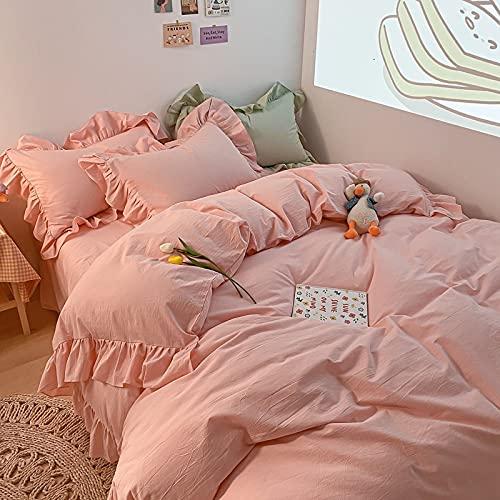 IKITOBI Juego de sábanas de cama de 1,8 m de calidad de hotel