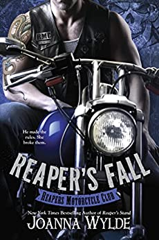 Reaper's Fall (Reapers Motorcycle Club Book 5) by [Joanna Wylde]