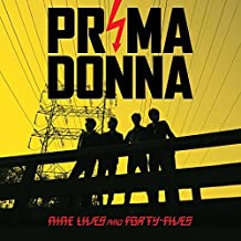 Nine Lives & Forty Fives by PRIMA DONNA (2015-05-04)