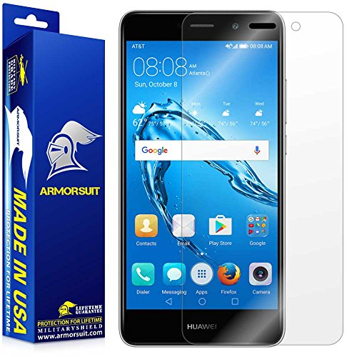 ArmorSuit MilitaryShield Screen Protector for Huawei Ascend XT2 H1711/Elate 4G - [Max Coverage] Anti-Bubble HD Clear Film