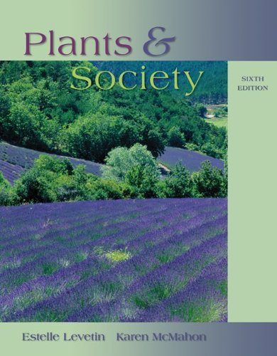 Plants and Society with Lab Manual for Applied Botany