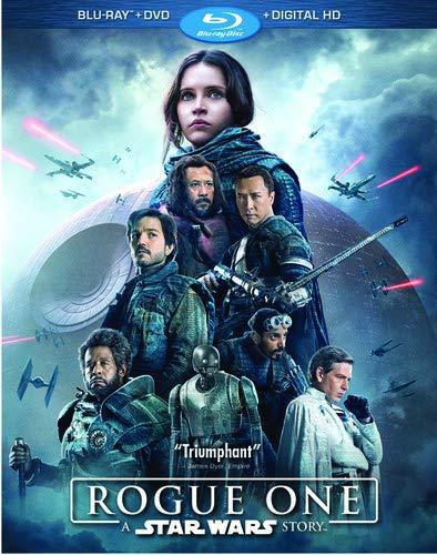 Rogue One: A Star Wars Story [Blu-ray+DVD+Digital HD]