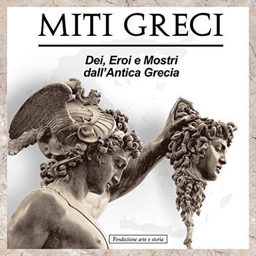 Miti Greci copertina