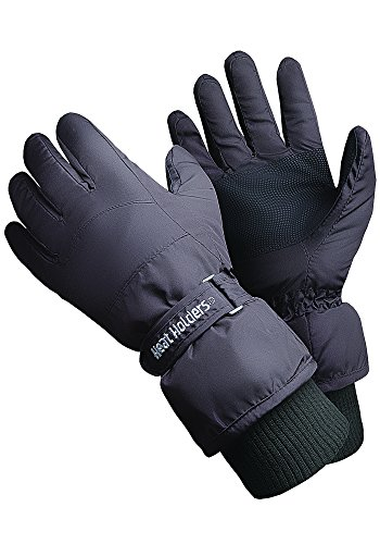 Heat Holders - Gants - Homme Noir Noir, Noir, Small / Medium