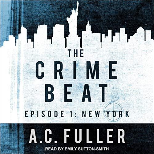 The Crime Beat: New York Titelbild