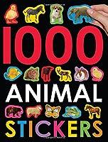 1000 Animal Stickers (Sticker Activity Fun)