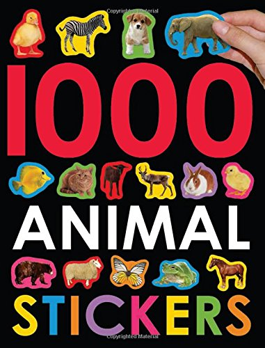 1000 stickers book - 3