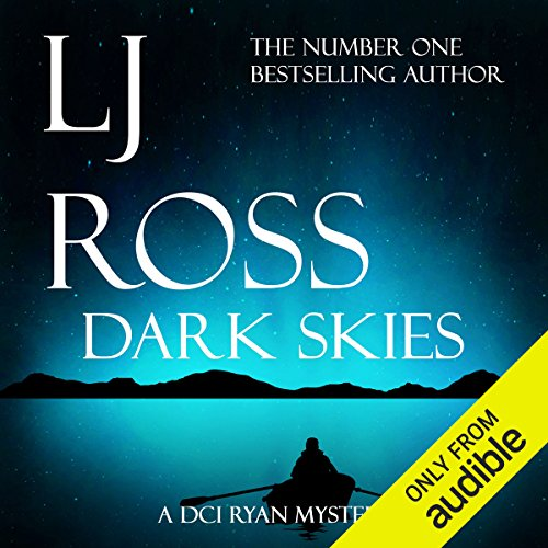 Dark Skies audiobook cover art