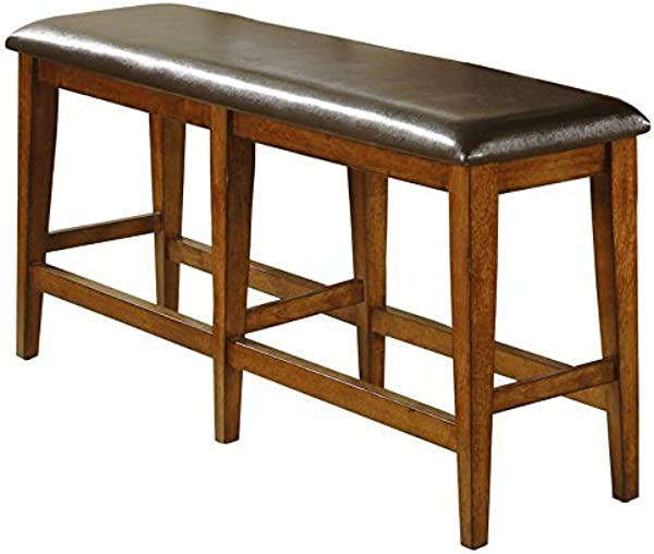 Winners Only 477689 Mango Tall Bench 60