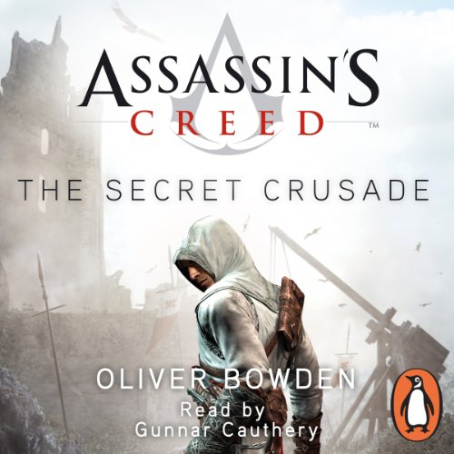 Assassin's Creed: The Secret Crusade audiobook cover art