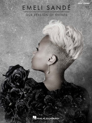 Emeli Sande - Our Version of Events - Easy Piano Songbook (English Edition)