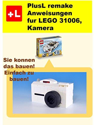 PlusL remake Anweisungen fur LEGO 31006, Kamera: Sie konnen die Kamera aus Ihren eigenen Steinen zu bauen!