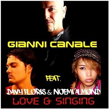 Love & Singing (feat. Davy Floris, Noemi Almond)