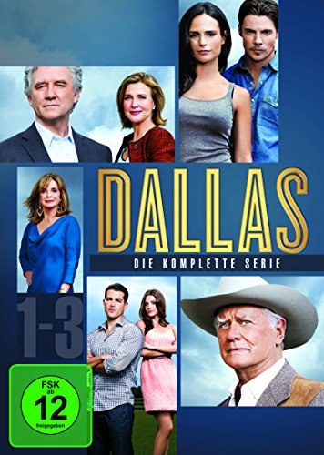 Dallas - Die komplette Serie (Staffel 1 bis 3) (exklusiv bei Amazon.de) [Limited Edition] [10 DVDs]