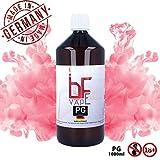 BF-VAPE Deutche Base E-Liquide - DIY 1000 ml sans Nicotinique Liquide 100% PG (1 x 1000 ml) - - Sans Nicotine - -
