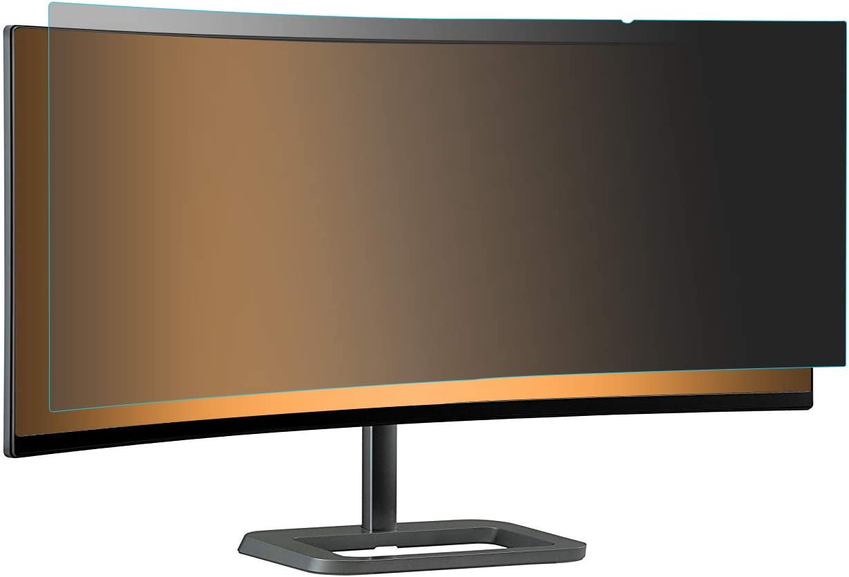 Photodon Privacy Filter For the Samsung CF390 24-inch Curved LED Monitor with Kit