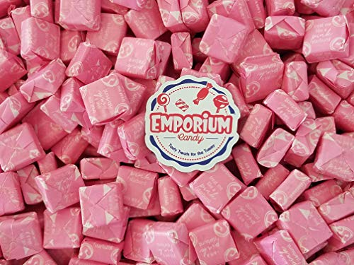 Starburst All Pink Strawberry - 1.5 lbs of Delicious Assorted Bulk Wrapped Candy with Refrigerator Magnet