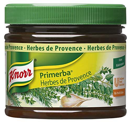 Knorr Primerba Kräuter in Öl Herbes des Provence, 1er Pack (1 x 340 g)