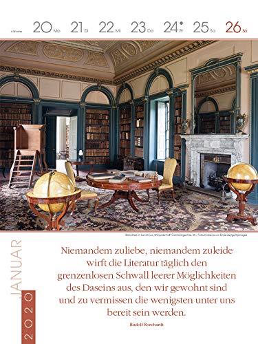 Literaturkalender Leselust 2020 - 6