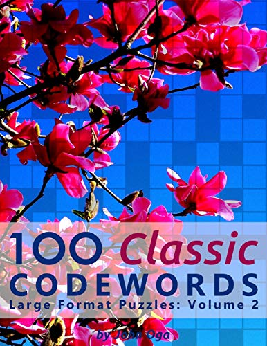 100 Classic Codewords: Large Format Puzzles: Volume