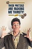 Close Up Seinfeld Poster Kramer Pretzels (61cm x 91,5cm)
