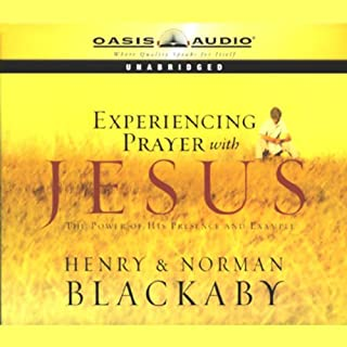 Experiencing Prayer with Jesus audiobook cover art