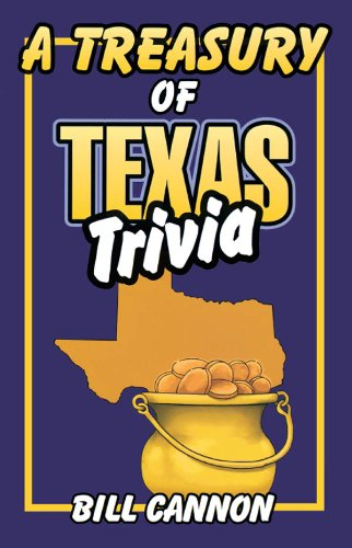Texas Trivia: Everything Y'all Need to Know about the Lone Star State (English Edition)