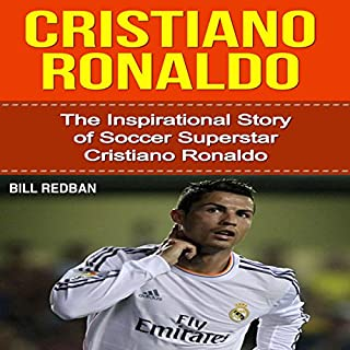 Cristiano Ronaldo audiobook cover art