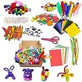 Kit Manualidades Niños,DIY Arts Crafts Set Materiales,Arts Crafts Manualidades...