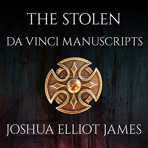 The Stolen Da Vinci Manuscripts cover art